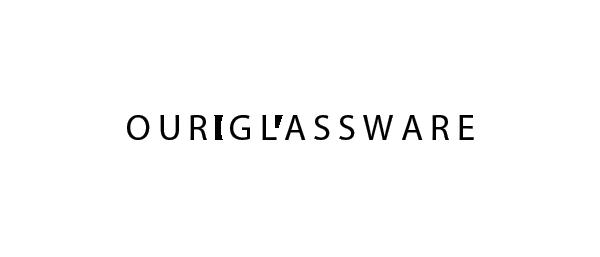 our glassware